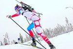 Marcin w Mistrzostwach Świata w Biathlonie Lenzerheide!